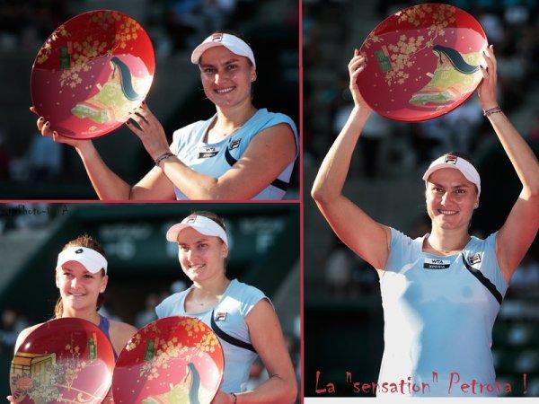 Tokyo, Toray PPO Tennis Edition 2012