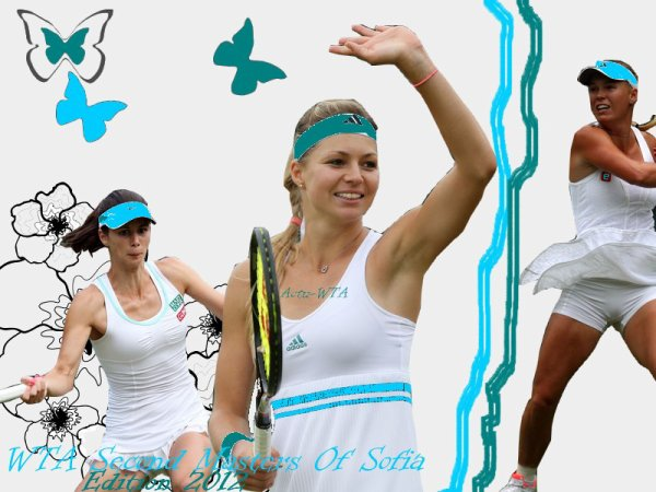 Sofia 2012, Masters B.