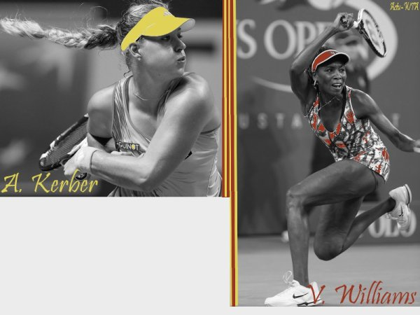 Jeu Tournoi Treve Hivernal - 1er Tour : A. Kerber-V. Williams !