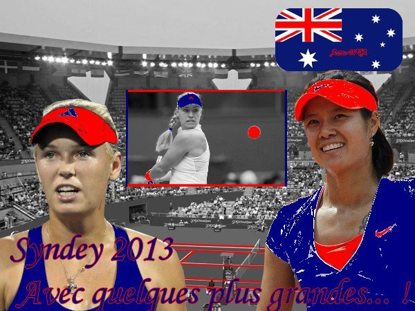 Apia International Sydney Tennis - Edition 2013 !