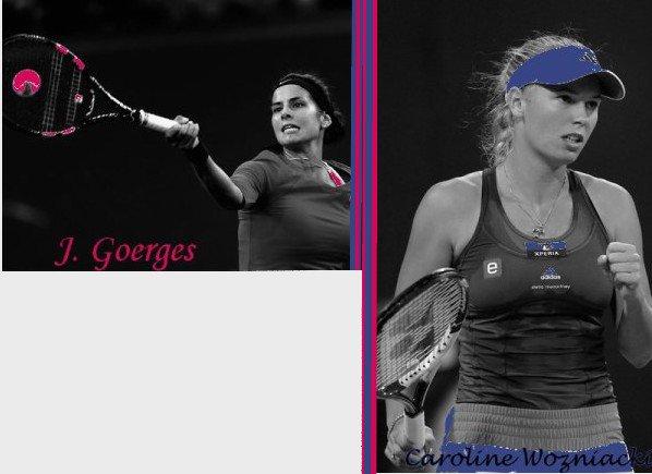 Jeu Tournoi Treve Hivernal - Quart de Finale : Goerges-Wozniacki !