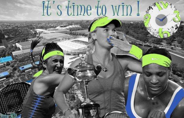 Open d'Australie 2013 - Présentation du tournoi - On prend les mêmes et on recommence...