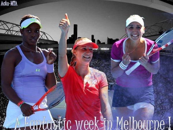Open d'Australie 2013 - Le Tournoi !