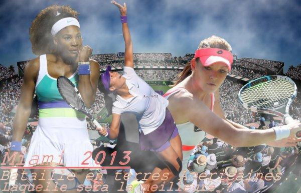 Miami 2013, qui sera la meilleure ?