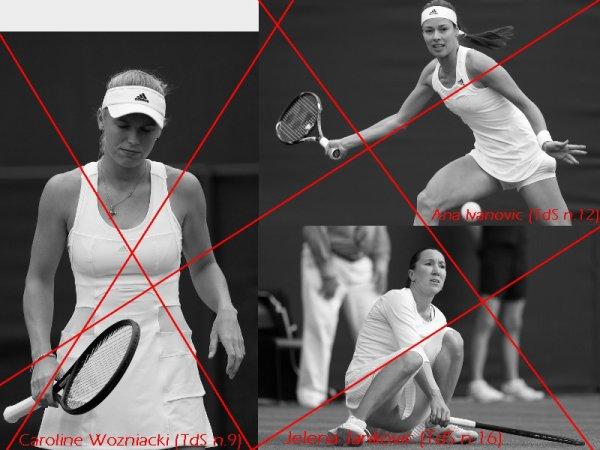 Wimbledon 2013 - 2eme tour --> Mercredi 26 juin, tenez-vous bien, les têtes vont tomber !