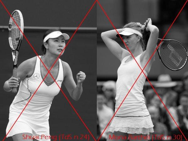 Wimbledon 2013 - 2eme tour --> Jeudi 27 Juin, la pluie s'abat sur Londres...