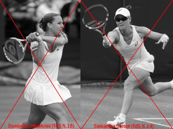 Wimbledon 2013 - 3eme tour --> Samedi 29 Juin, les favorites ont assurées aujourd'hui !