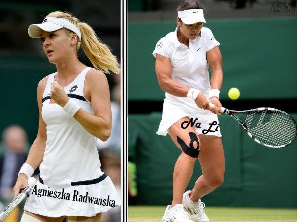 Wimbledon 2013 - 1/8 de finale --> Lundi 1 Juillet, Serena OUT !