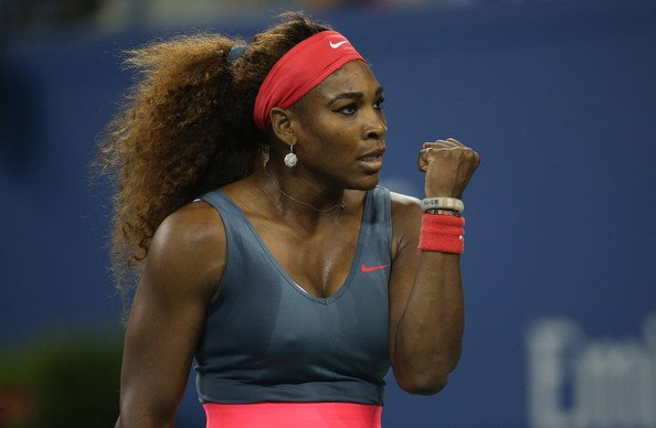US Open 2013 - 1er tour - Serena Williams et Victoria Azarenka impressionnent deja !