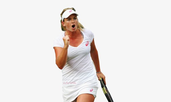 WIMBLEDON 2014 - Coco Vandeweghe... la joueuse en forme !