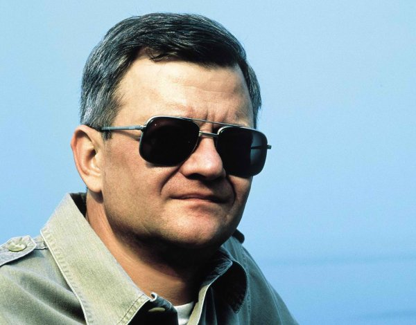 The passing of world's most acclaimed storyteller - Tom Clancy