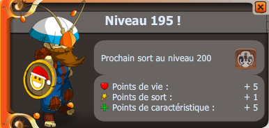 Up 195 =)