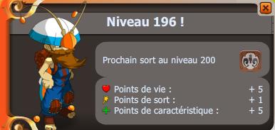 Up 196 =)