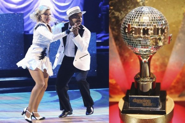 "Congratulations to Alfonso Ribiero and Witney on winning ""DWTS "" 2014"