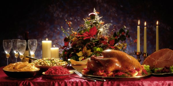 Happy ThanksGiving To Everyone Celebrating it!