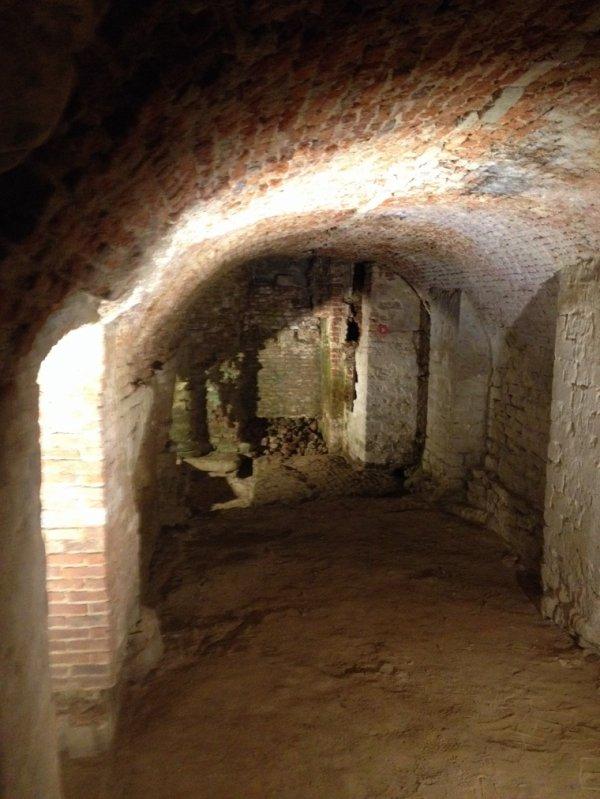 Ruine de Bruxelles