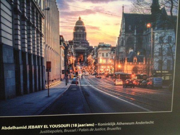 Palais de justice de Bruxelles :)