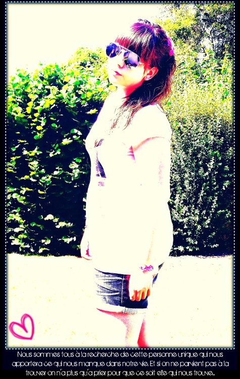 Mlle Melody Pr0duction __ x Tous ces moments avec toi, crois moi, je ne les oublierai pas...