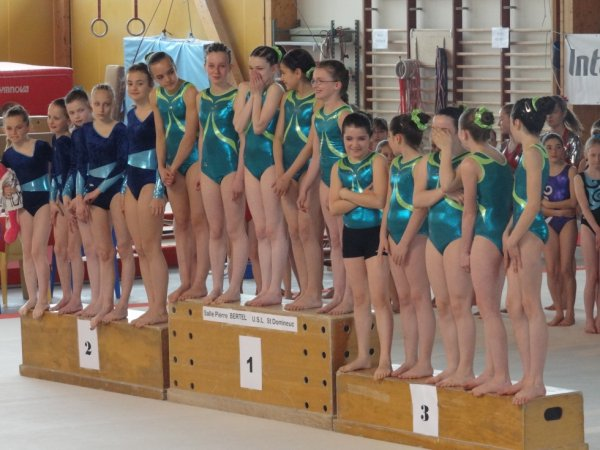 compétition par équipe régionale