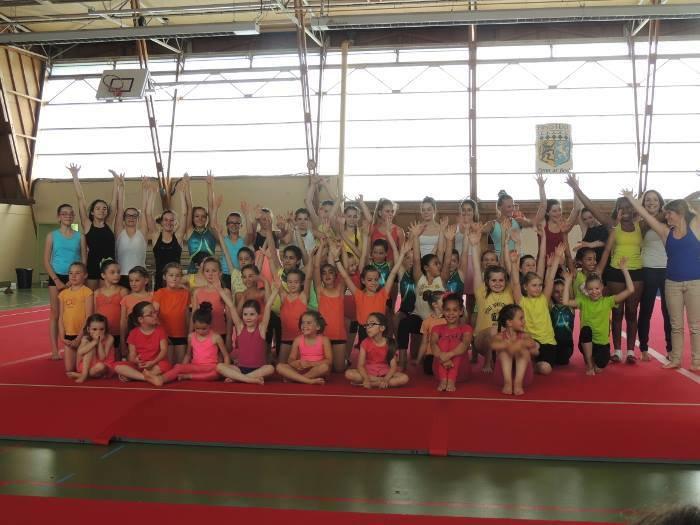 L'Armoricaine Gymnastique dévoile ses plus belles couleurs !!