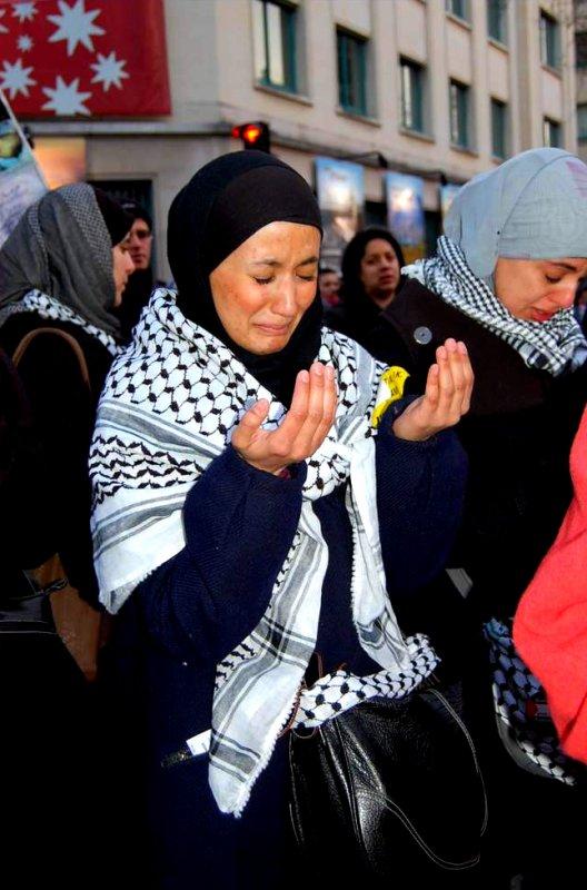 Marocainement Palestinienne