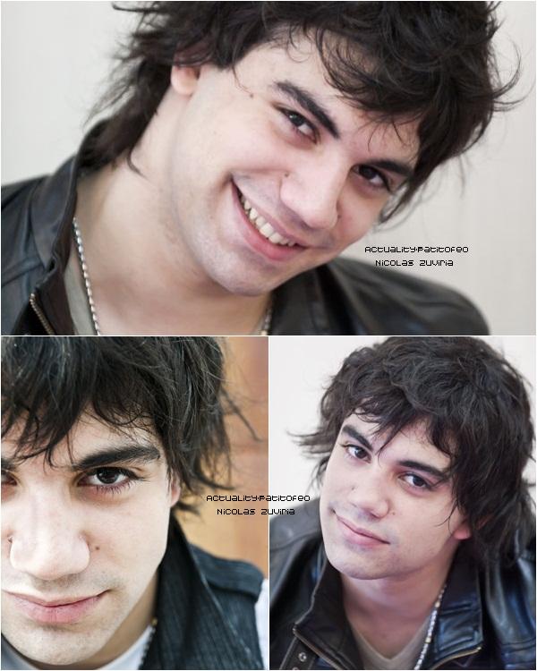 _ Interview de  Nicolas .Z pour le magazine espagnol El Mundo De Patito.  _