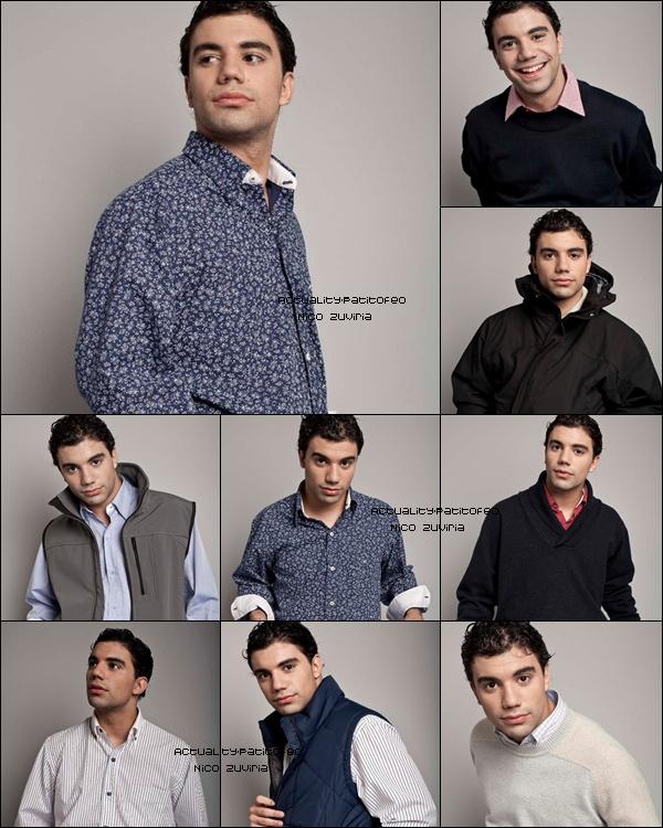 _ Photoshoot de Nicolas Zuviria pour la collection automne/hiver de la marque de vêtement cuggini.   _