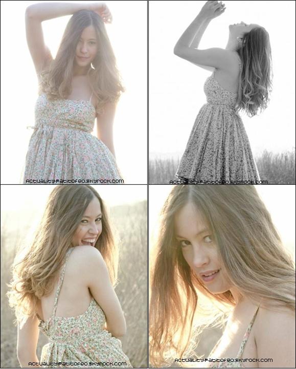_   Photoshoot de Nicole pour Alejandro Bauducco. _