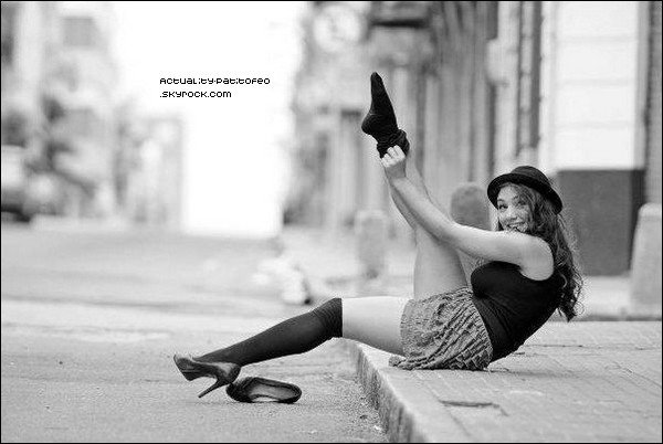 _   Suite du photoshoot de Thelma pour Alejandro Persichetti. _