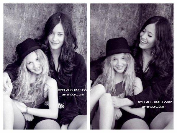 _   Suite du Photoshoot de Nicole pour Dolores Gortari. _