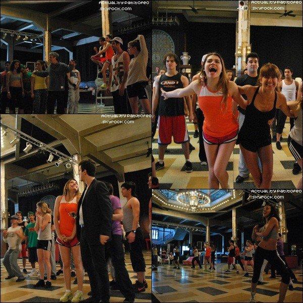 _ Affiche pour le show de DANCE ! le 4/11 au  Theatro de Verano . _