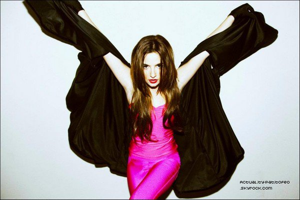 """_ Photoshoot de Brenda Asnicar pour """"Travesia"""" (projet datant de 2010)_ J'aime énormement ! _"""
