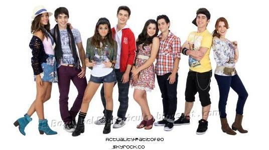 _  Photos Promo pour Cuando Toca La compaña  saison 2. _ La nouvelle saison sera diffuser à partir du mois de Mars._
