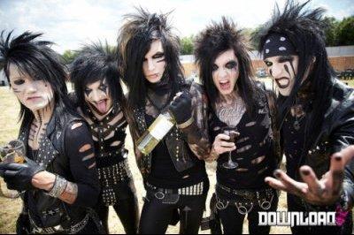 Black Veil Brides (Best Group 4ever)