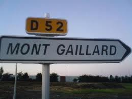 WELCOME TO THE MONT GAILLARD HEY WAI C LA OU JHABITE !!!!!!!