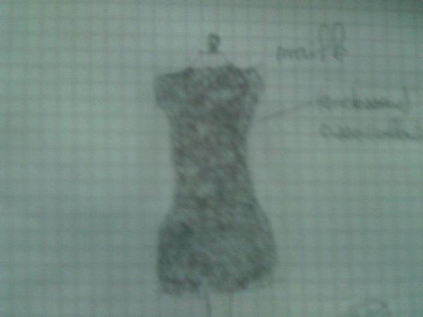 4.La robe maille