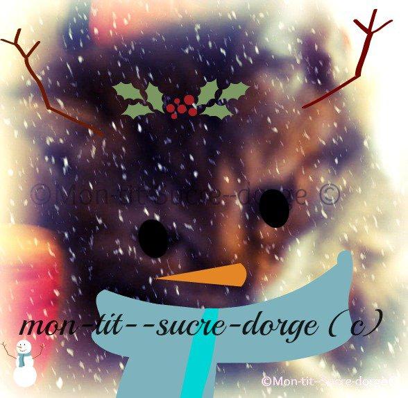 Noël Avec Ma mimimosa