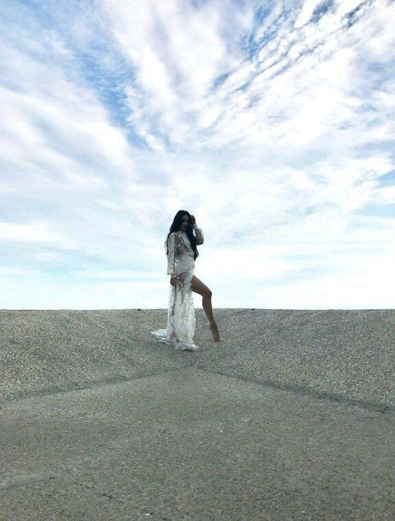 D'autres photos de vanessa pour son single