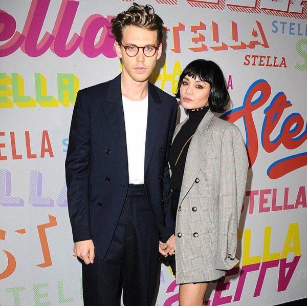 Vanessa et austin butler à un événement Stella McCartney