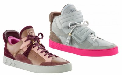 Sneakers: Kanye West x Louis Vuitton