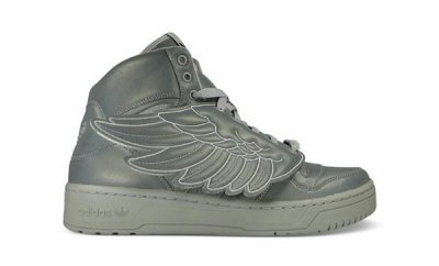 Adidas x Jeremy Scott : Baskets Wings
