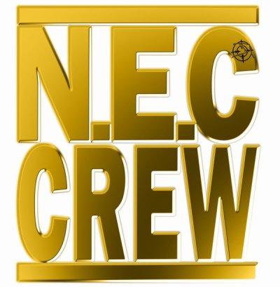 cromo du N.E.C CREW MUZIK c'est........