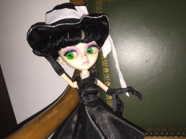 Poupée tangkou Audrey Hepburn...la mienne