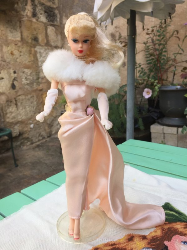 La Barbie? La Pétra?
