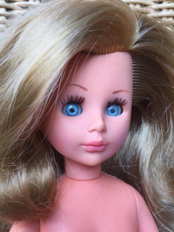 Chevelure et corps de Jenny et Corinne d'Italocremona