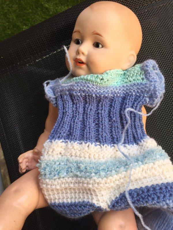 François, je tricote