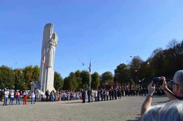 100è anniversaire de la libération de Laon