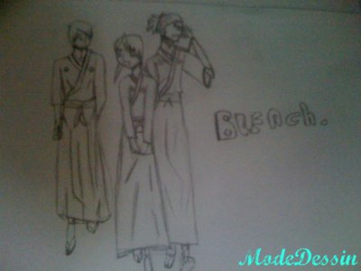 Bleach Dessin (2)