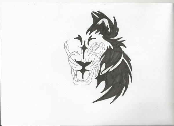 """"""" The lion """""""