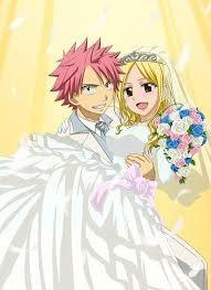 Couples les plus évident dans Fairy Tail